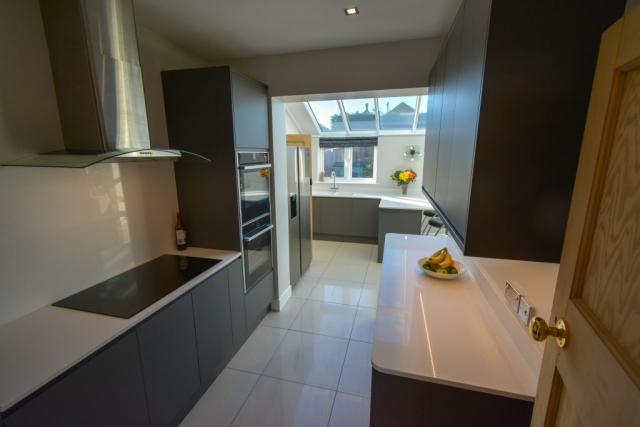 Supply and install kitchen