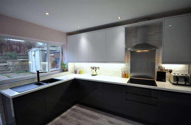 Kitchen fitted by Champion Projects