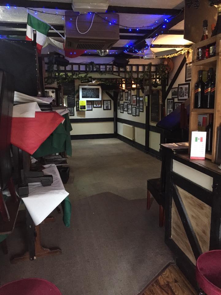 Flooring for Francos Restaurant in Broadstone, Poole