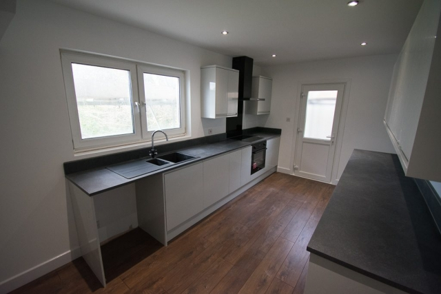 Plastering a Kitchen in Poole