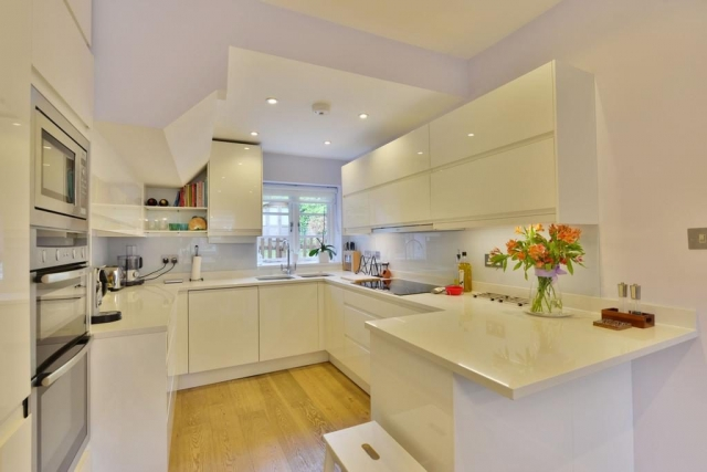 Kitchen floor specialist in Poole