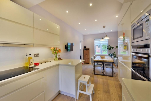 Laminate floor for Kitchen in Poole