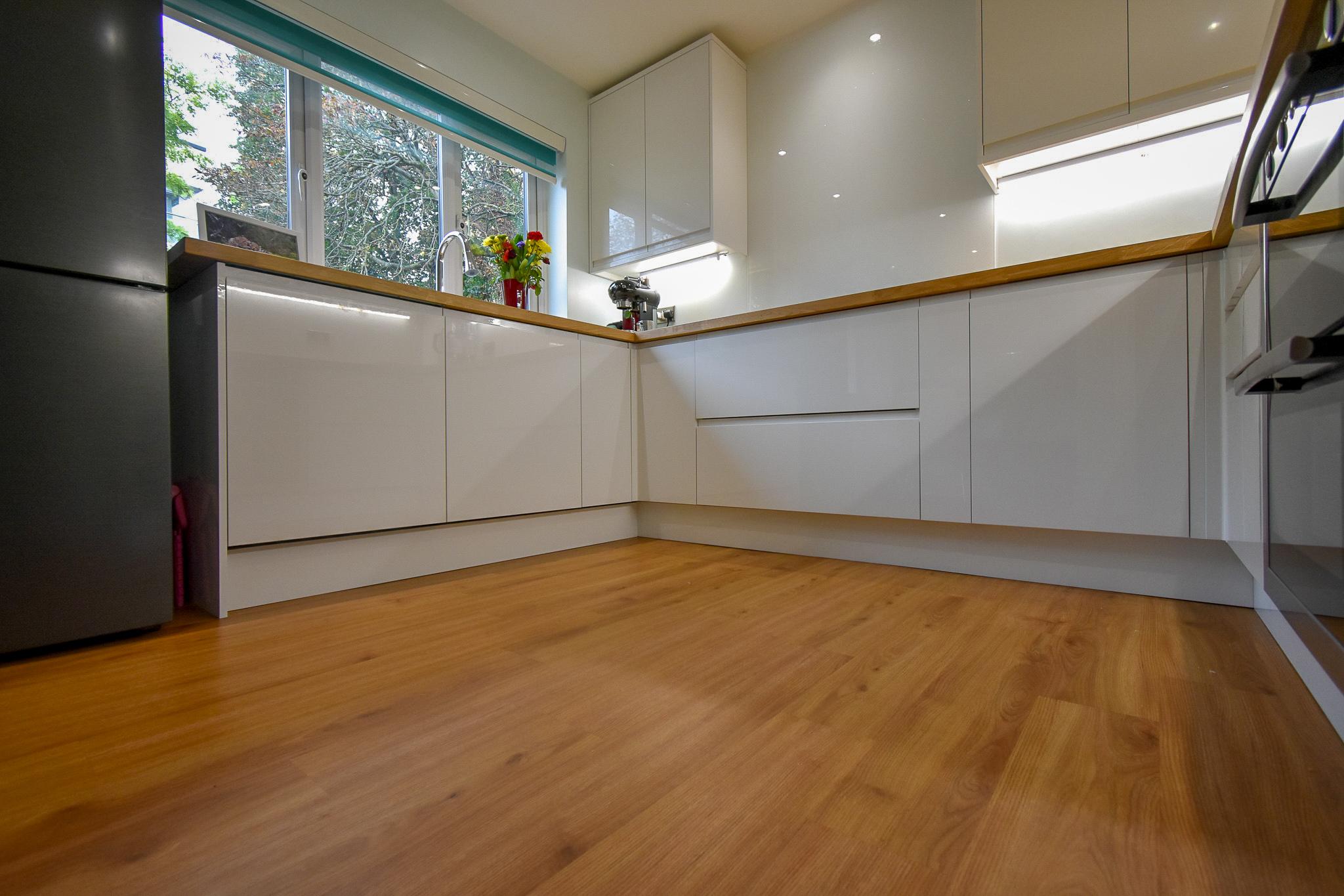 Oak kardean flooring