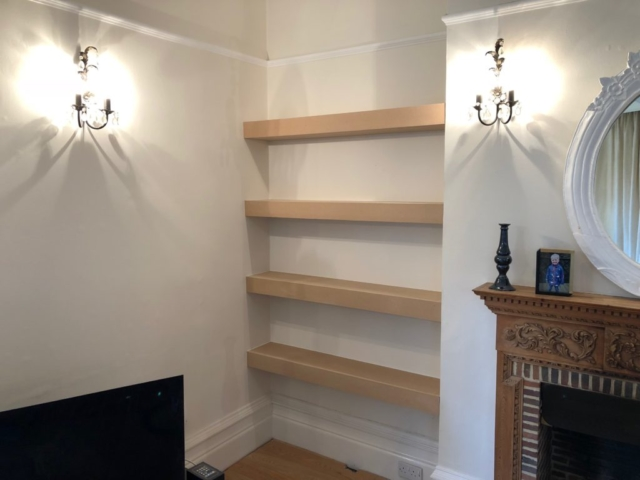 Carpentry works in Bournemouth