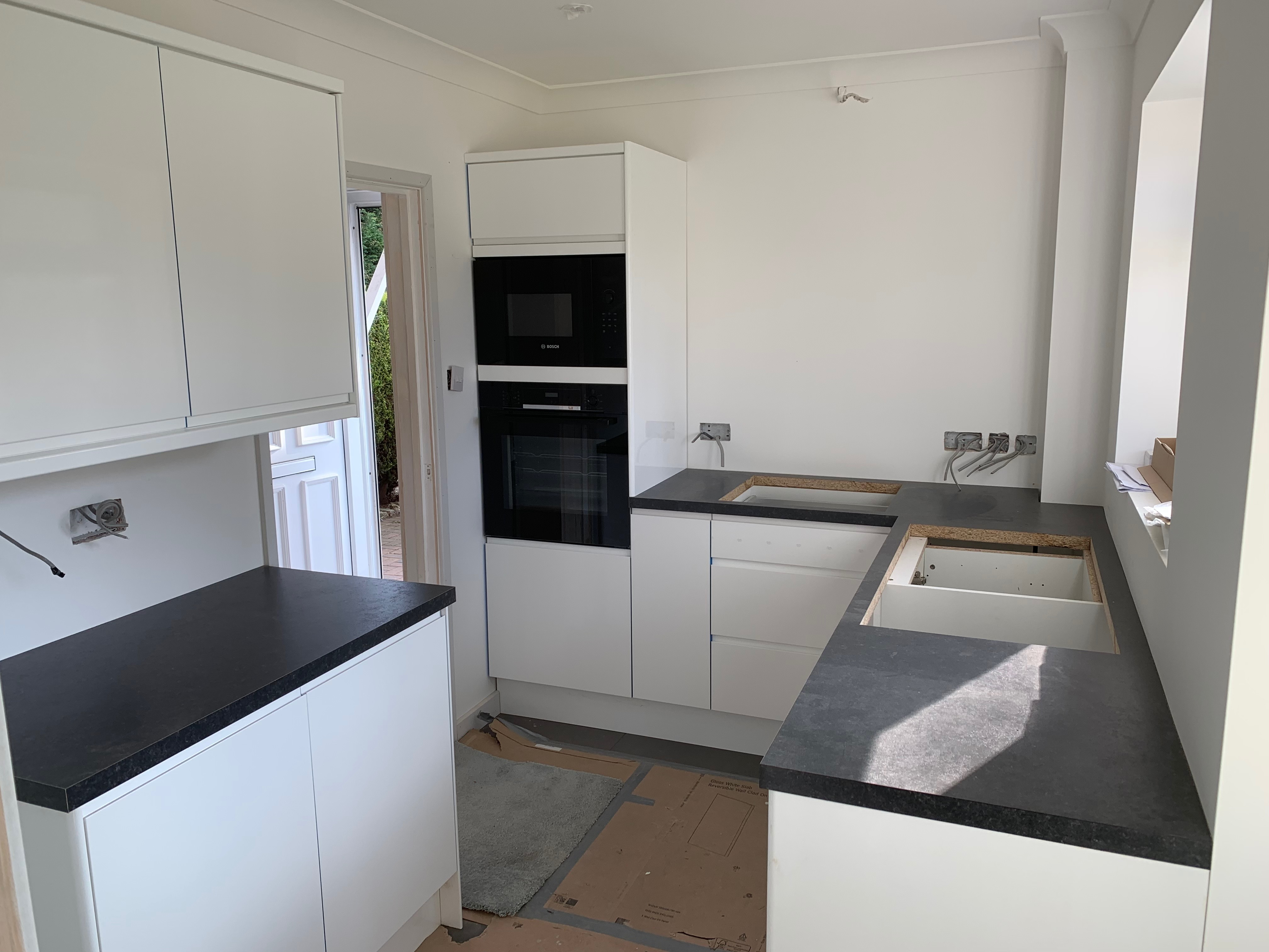 Kitchen And Carpentry Works In Creekmoor