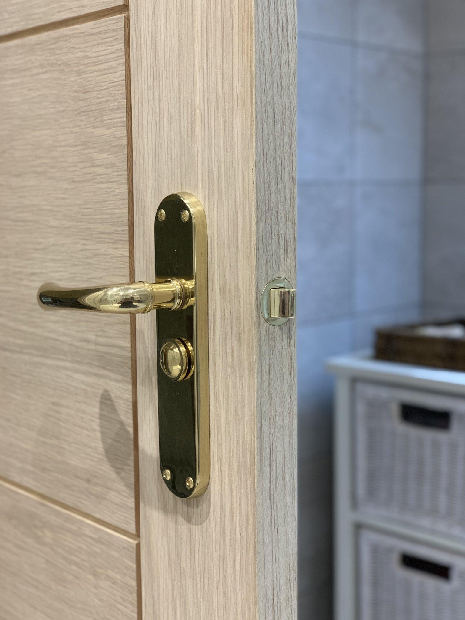 Bespoke Door Handles - Carpentry Services Poole