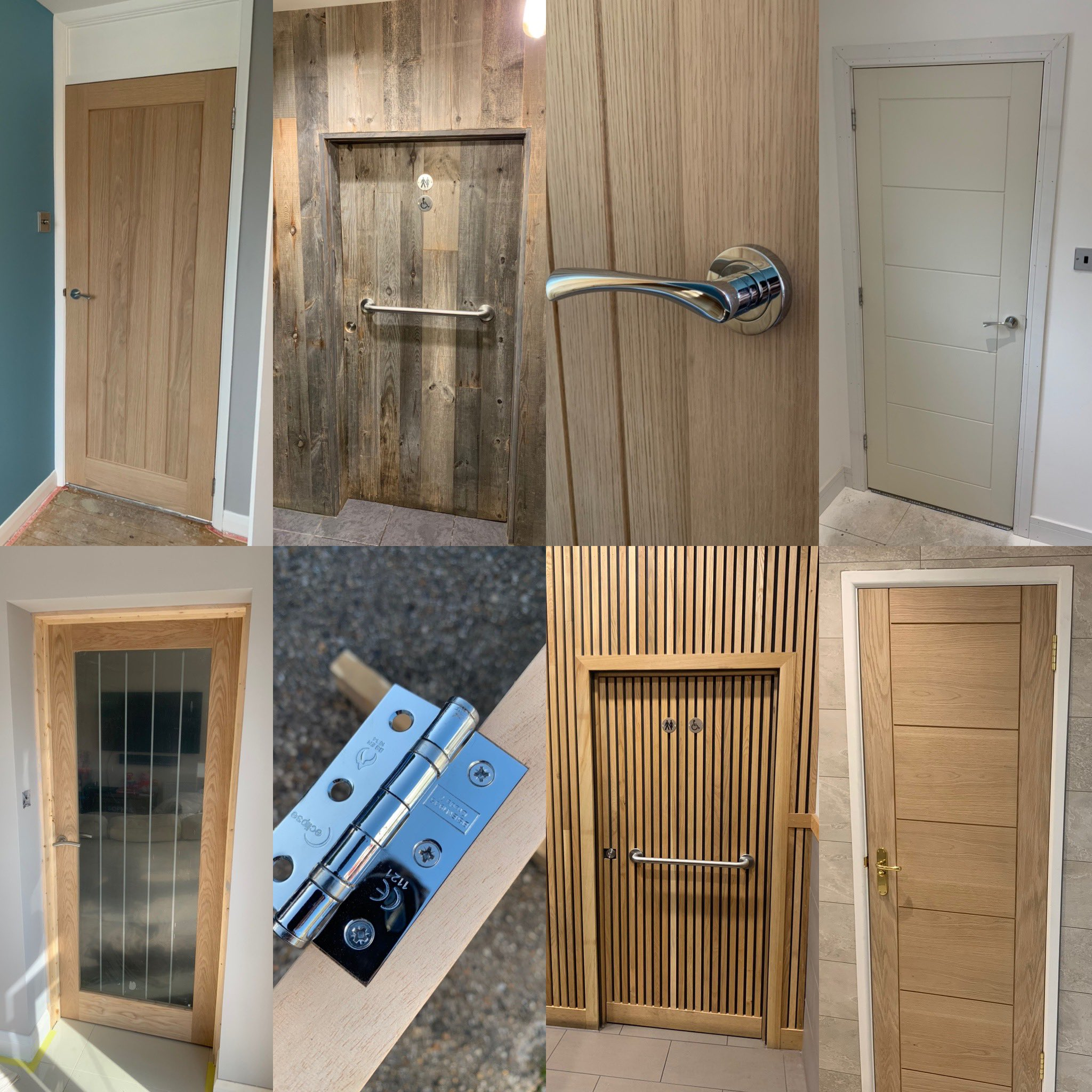 Bespoke Doors & Carpentry Services Poole