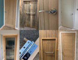 Bespoke Doors - Carpentry Services