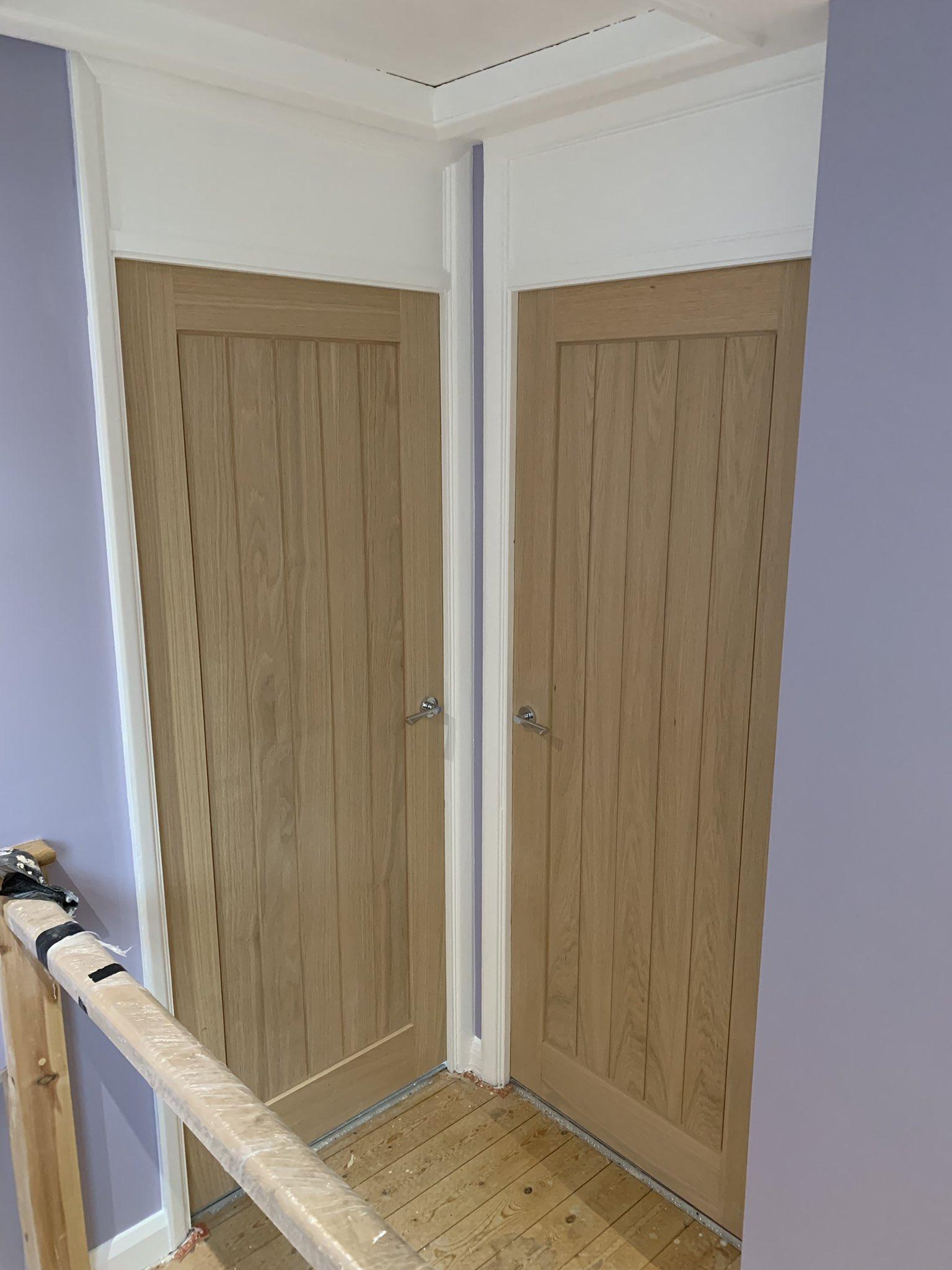 Oak Doors - Carpentry Services Poole