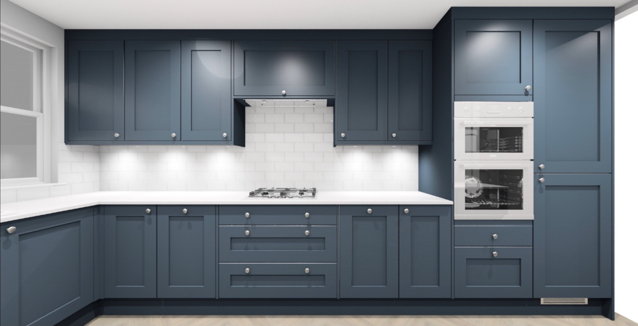 Bespoke Kitchen Installation in Poole