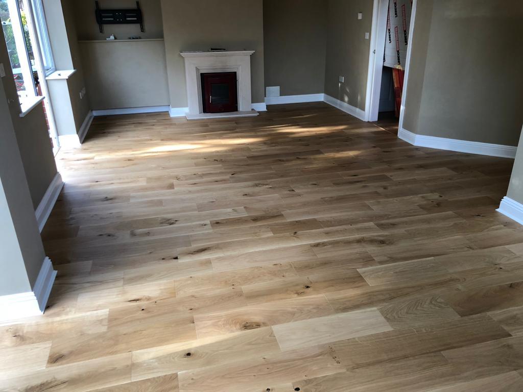 Engineered Oak Flooring Specialist Poole
