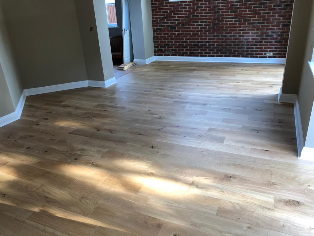 Engineered Wood Flooring Specialist