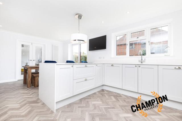 Kitchen Installation Broadstone